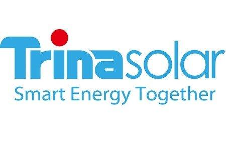 Trinasolar logo with new slogan-2012