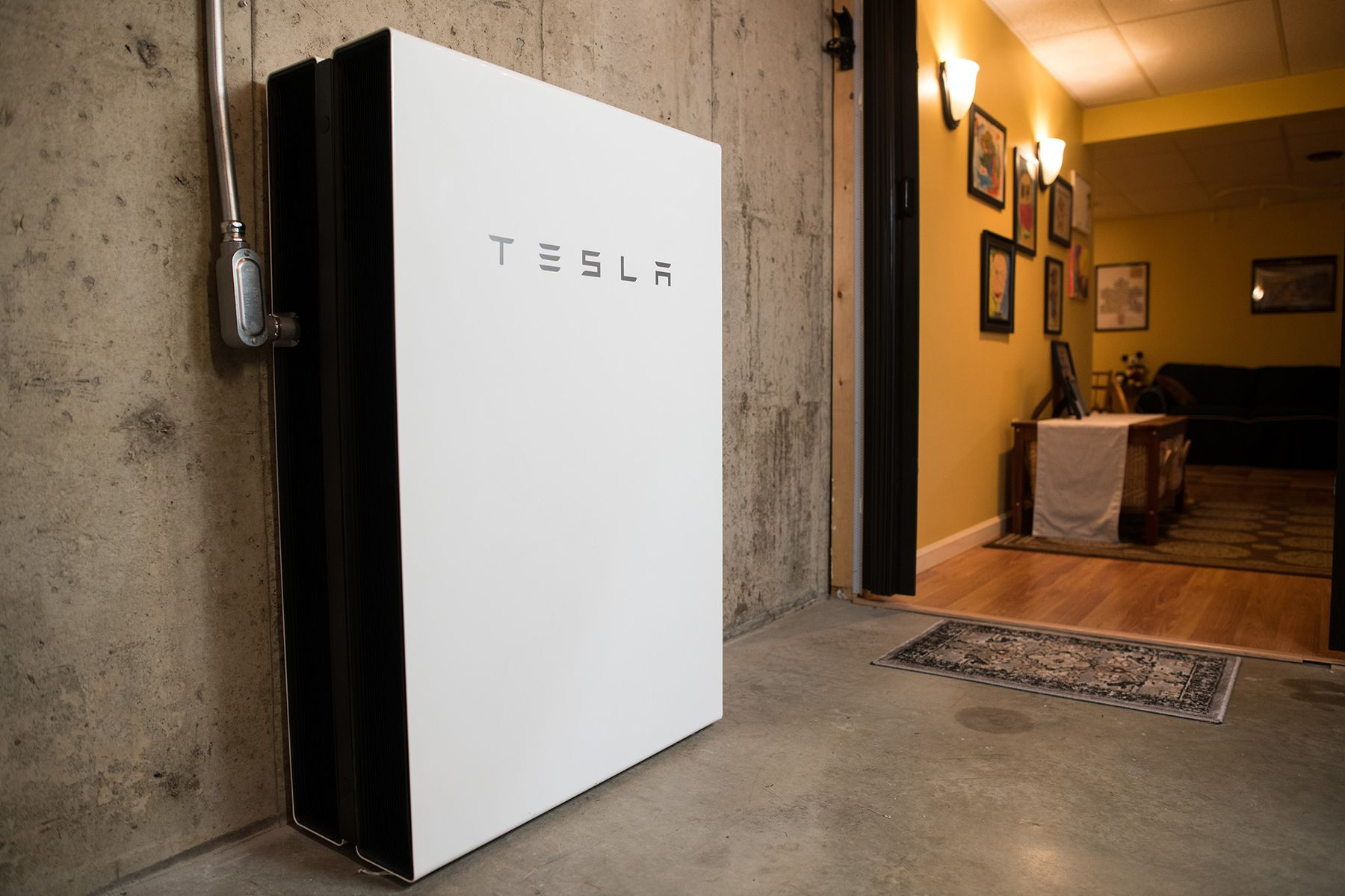 Could A Tesla Battery Power Your Home or Business?