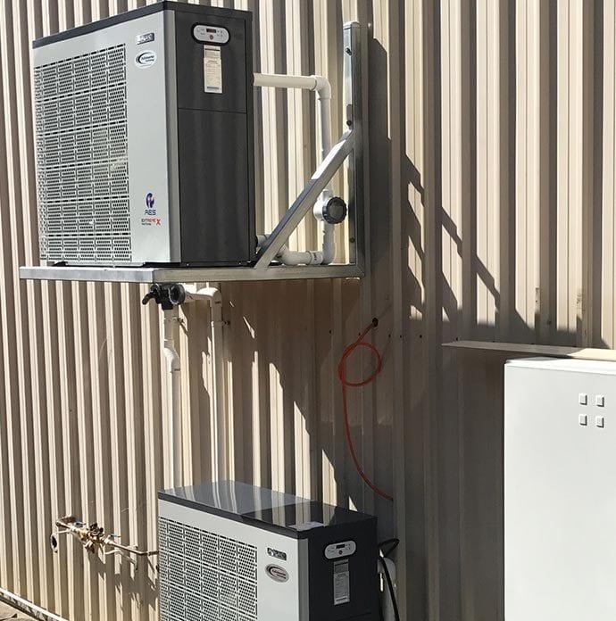 inverter heat pumps content 02 690x696 - Inverter Pool heat pumps