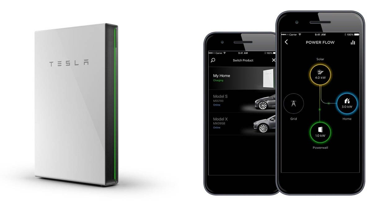 tesla powerwall app installers australia - Could A Tesla Battery Power Your Home or Business?