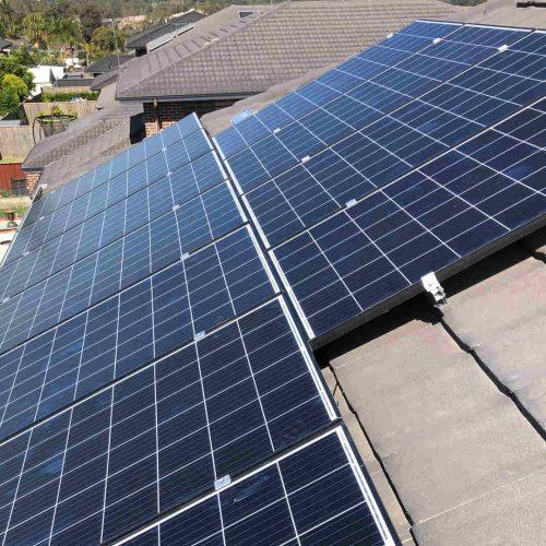16 x Jinko Cheetah 330w JKM330M 60 3 500x500 - Solar Panel Installation at Moorebank