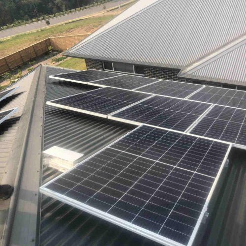 Canadian Solar CS6K 290w 1 1 500x500 - Solar Panel Installation at Terrigal