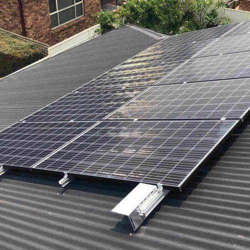 Jinko Cheetah 330w JKM330M 60 500x500 - Solar Panel Installation at Cardiff South