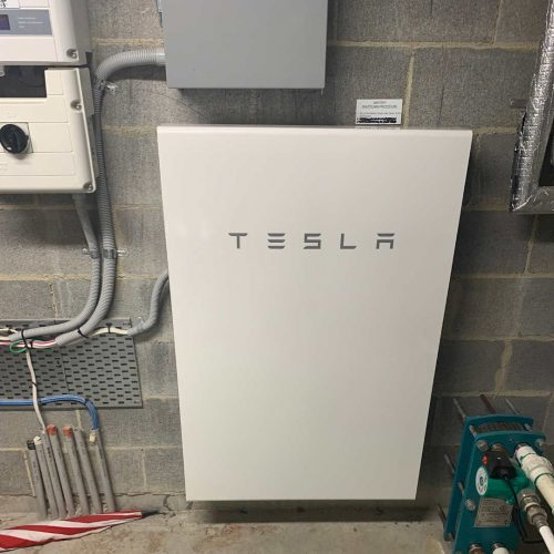 Tesla Powerwall 2 500x500 - Tesla Powerwall 2 Home Battery Installation at Manly