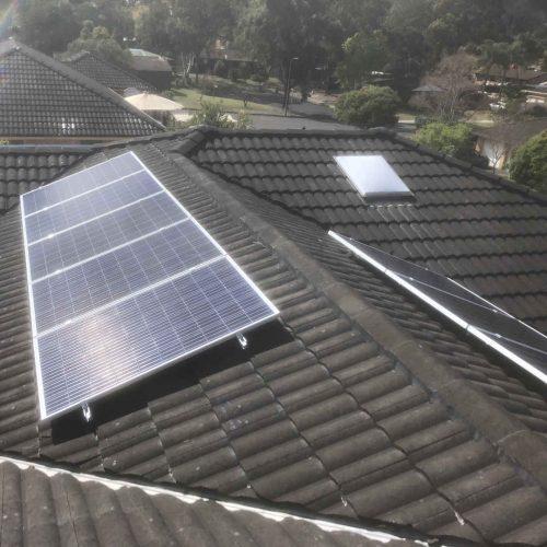BYD 260W BYD270P6K-30 Solar Panels