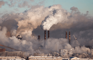 reduction of air pollution - Solar finance