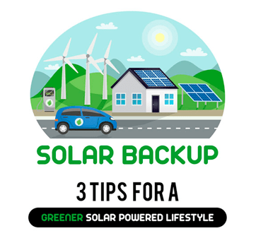 solar backup 1 - Back Up Solar Power System